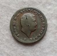 Regno Delle Due Sicilie Tornese 1858 2° Tipo - Regional Coins