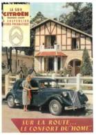 Automobiles - Voitures De Tourisme - L'Automobile Française - Série 2 - 103 - Citroen Traction - Carte Neuve - CPM - Voi - Voitures De Tourisme