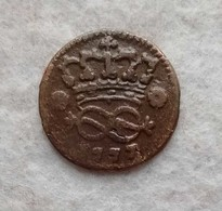 Vittorio Amedeo III Di Savoia 2 Denari 1777 - Italian Piedmont-Sardinia-Savoie