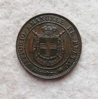 Governo Della Toscana 2 Cent. 1859 - Regional Coins