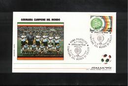 Italy / Italia 1990 World Football Cup Italy Interesting Cover - 1990 – Italia