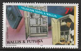 WALLIS Et FUTUNA - N°517 ** (1998) Telecom 2000 - Neufs