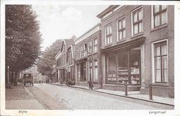 Wijhe Langstraat Gelopen 17-2-1930 Bestellersstempel - Andere