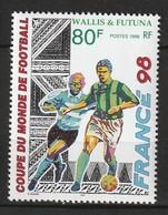 WALLIS Et FUTUNA - N°520 ** (1998) Football - Neufs