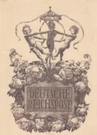 Deutsches Reich Schmuck-Telegramm 1932 - Germany