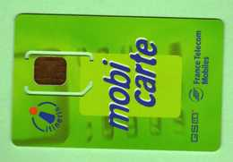 MOBI CARTE GSM ITINERIS *** Le Scan Represente La Carte En Vente *** (A5-P22) - Nachladekarten (Handy/SIM)