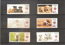 Duostamps - Chiens-Honden-Dogs - Obl/gest/used (à Voir) - Sellos Privados