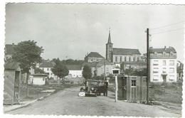 Mondorf -Village La Frontière Française-Luxembourgeoise Voiture M 59259.Paul Kraus - Postcards
