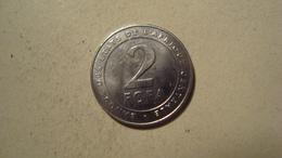 MONNAIE ETATS DE L'AFRIQUE CENTRALE 2 FRANCS 2006 - Monedas