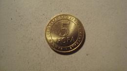MONNAIE ETATS DE L'AFRIQUE CENTRALE 5 FRANCS 2006 - Monedas