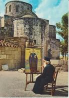(XIP18) ST BERNABAS MONASTERY ... UNUSED - Cipro