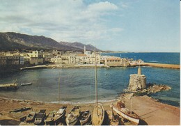 (XIP19) KYRENIA HARBOUR. A VIEW FROM THE CASTLE  ... UNUSED - Cipro