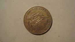MONNAIE ETATS DE L'AFRIQUE CENTRALE 10 FRANCS 2003 - Monnaies