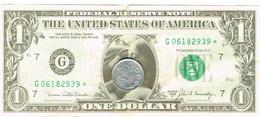 Etats Unis One Dollar Faux Billet - Ohne Zuordnung