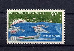 Polynésie  -  1966  -  Avion  :  Yv  20  ** - Unused Stamps