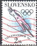 Slovakia  1994 - Mi.187 - Used - Slowakische Republik