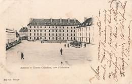 21 Auxonne Caserne Chambure 10eme Regiment Infanterie Cachet 1903 - Auxonne