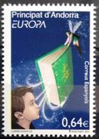 EUROPA        ANNEE 2010        ANDORRE Espagnol           N° 360            NEUF** - 2010