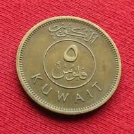 Kuwait 5 Fils 1981 KM# 10 *V1 Koweit Koeweit - Kuwait