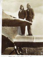 Junkers W33 'Bremen'  -  Hermann Kohl - Von Hunefeld  -  (1928)   -  CPM - 1919-1938: Between Wars