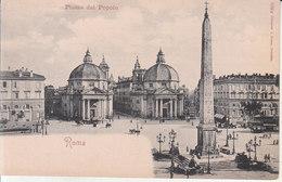 Roma - Piazza Del Popolo - Places & Squares