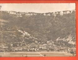 ZAG-21 Baulmes Jura Nord-Vaudois. Deriaz 8704, Sepia, Grand Format. Cachet Militaire - VD Vaud