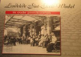 Lendelede En Sint-Eloois-Winkel  In Oude Prentkaarten - Lendelede