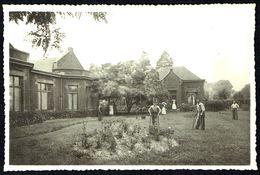 HERSTAL - Dispensaire Du Château-Rouge - Le Jardin Et Fumoir - Non Circulé - Not Circulated - Nicht Gelaufen. - Herstal