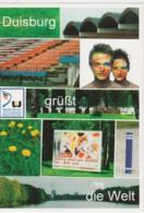 CPM DUISBURG Grüsst Die Welt - World Games 2005 - Duisburg