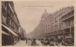England Postcard London Harrods Store In The Brompton Road - Altri