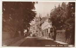 Scotland Postcard Murray Street Duns - Altri