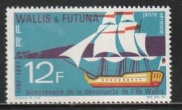 WALLIS Et FUTUNA - PA N°31 ** (1967) - Unused Stamps