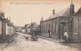 Bray Sur Somme - Rue De Cappy - Cappy Street - Bray Sur Somme