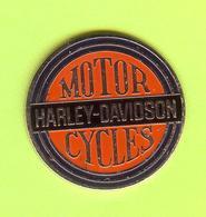 Pin's Motor Harley Davidson Cycles - 9H27 - Motos