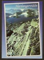 Norwegen - AK : Hardangervidda - Norway
