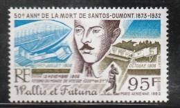 WALLIS Et FUTUNA - PA N°117 ** (1982)  Santos-Dumont - Unused Stamps