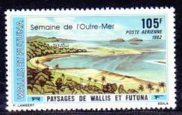 WALLIS ET FUTUNA - P.A N° 118 **  (1982) - Unused Stamps