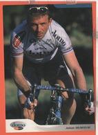 Cartoline - Tematica - Ciclismo - Domo - Johan Museeuw - Belgium - Not Used - Radsport