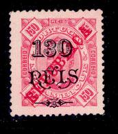 ! ! Mozambique - 1915 D. Carlos 130 R - Af. 185 - No Gum - Mozambique