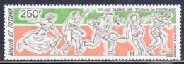 WALLIS ET FUTUNA - P.A N° 171 **  (1991) Tennis - Unused Stamps