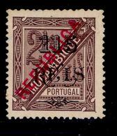 ! ! Mozambique - 1915 D. Carlos Local Republica 115 R - Af. 170 - NGAI - Mozambique