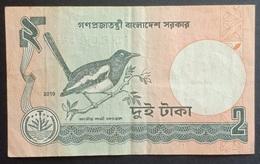 RS - Bangladesh 2 Takka Banknote 2010 - Bangladesh