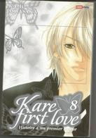 Kaho MIYASAKA Kare First Love N° 8 - Mangas