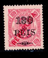 ! ! Zambezia - 1914 King Carlos OVP 130r Local Republica - Af. 75 - No Gum - Zambezia