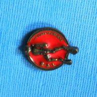 1 PIN'S //  ** SAPEURS POMPIERS - S.A.L. / SCAPHANDRIERS AUTONOMES LÉGERS ** - Bomberos