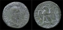 Syria Antioch Herrenius Etruscus BI Tetradrachm - Romane