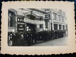GERMAN Photo WW2 WWII ARCHIVE : ASSISTANCE NATIONAL-SOCIALISTE    //1.10 - Krieg, Militär
