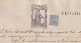 1874-PS-9 ESPAÑA SPAIN REVENUE SEALLED PAPER PAPEL SELLADO 1874 SELLO 11no + WAR TAX. - Fiscales