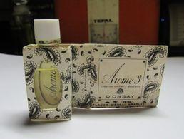 Miniature Parfum Arome 3 D'orsey Etiquette Un Peu Defraichie Et Dechirée - Unclassified
