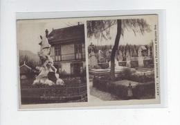 DEP. 74 ANNECY MONUMENT ET TOMBEAU D'EUGENE SUE - Annecy